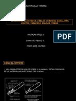 Instalaciones  Accesorios Electricos