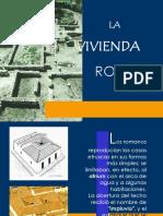 Historia- Vivienda Romana