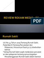Review Rekam Medis - Rs