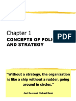 Chap 1 - Concepts of Policy and Stratregic Management(3)