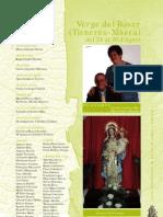 Fiestas Virgen del Rosario (Tisneres / Xixera)