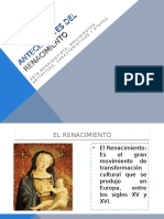 Antecedentes Del Renacimiento