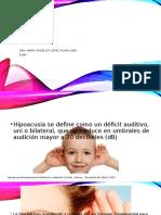 Discapacidad auditiva | Oreja | Lenguaje de señas
