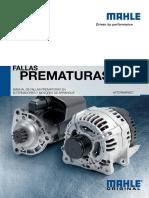 Manual de Fallas Prematuras de Alternadores y Motores de Arranque