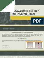 Titulaciones Redox y Potenciométricas (1)