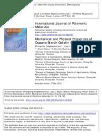 International Journal of Polymeric Materials 2012