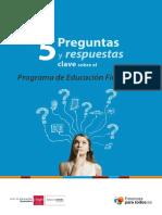 Plan de Educacion Financiera 2013-2017