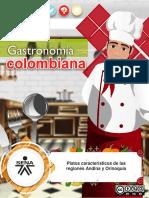 MF 2 a Platos Caracteristicos Regiones Andina Orinoquia