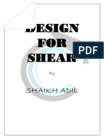 DESIGN FOR SHEAR.pdf