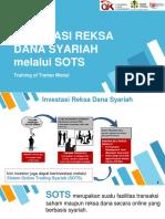 Modul TOT 6 - Investasi Reksa Dana Syariah Melalui SOTS