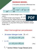 Persamaan Bessel