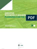 Roosevelt Square Master Plan