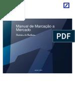 Manual de Marcacao a Mercado de Fundos