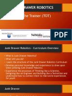 Junk Drawer Robotics Presentation