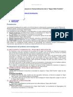 Estudio Factibilidad Comercializacion a Super Silla