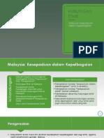 CTU553 - Malaysia Kesepaduan Dalam Kepelbagaian