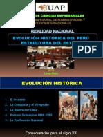 Clase 1 Evolución Histórica Del Perú