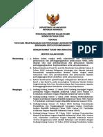 Permendagri 55 Tahun 2008 (Bendahara)