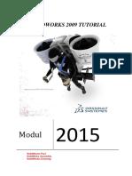 Modul SolidWorks 2009 MODUL 2015