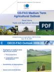 Agriculture Outlook