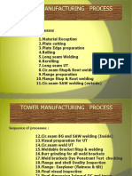 Tower Manufacturing Process