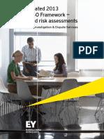 Fraud Risk Assessment - COSO Framework