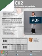 Bata desechable DC02 SP.pdf