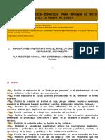 Propuesta Didactica La Receta1