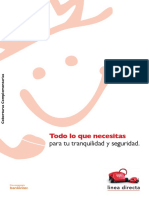 Linea Directa - Automoviles - Coberturas Complementarias