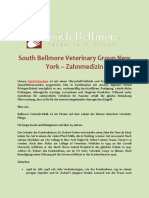 South Bellmore Veterinary Group New York – Zahnmedizin