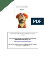 Y9 Biology Revision Booklet