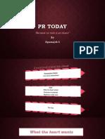 aparaajith-pr today-corporate communication