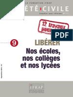 Société civile N°171 Liberer nos écoles colleges & lycees.pdf
