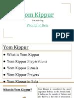 Yom Kippur Details, Preparation, Prayers, Rituals   World of Belz