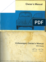 VW Beetle 1970 User Manual USA.pdf