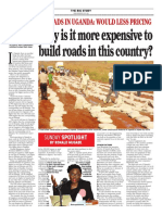 Why is it more expensive to build roads in this country? Part II