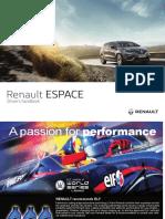 2016 Renault Espace 92919