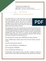 fashion fanatics-400 word press release