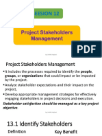 Project Stakeholders Management 2