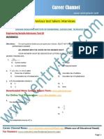 Giki Engineering Sample Paper 02