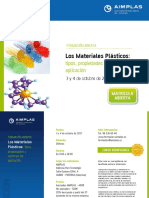 Folleto Materiales Plásticos