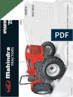 294363168 Mahindra 4025 4WD Operators Manual