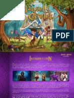Dossier Hansel y Gretel