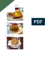 Foods HongKong May2016