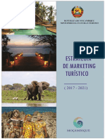Estrategia de Marketing Turistico 2017- 2021F