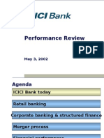 icici FINANCIAL STATEMENT ANALYSIS