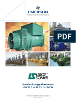 Catalalogo Leroy Somer Generadores Diesel