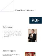 inspirational practitioners