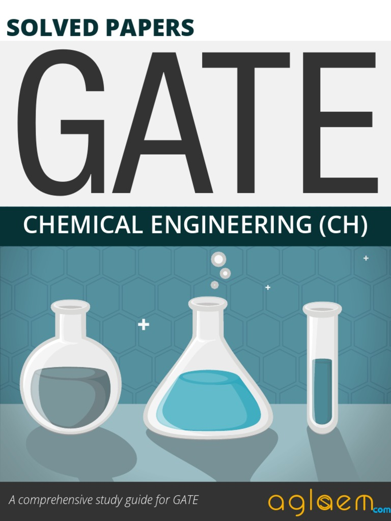 GATE Solved Question Papers for Chemical Engineering by-AglaSem-Com.pdf |  Numerical Analysis | Heat Transfer