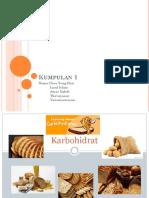 Karbohidrat(Biologi Form 4)